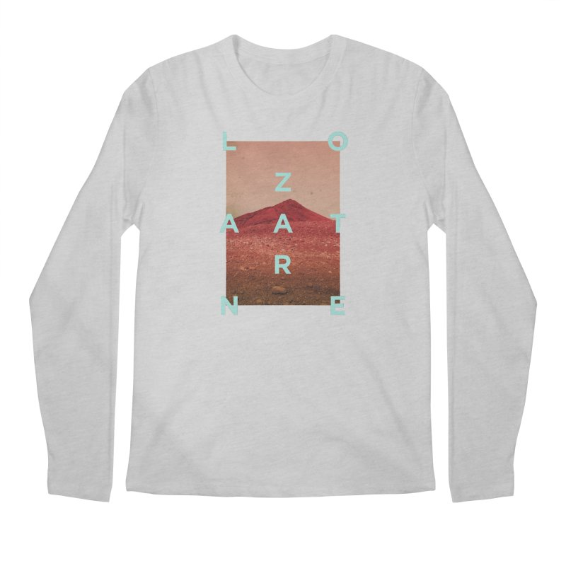 Lanzarote Canarian Island Men's Regular Longsleeve T-Shirt by virbia's Artist Shop
