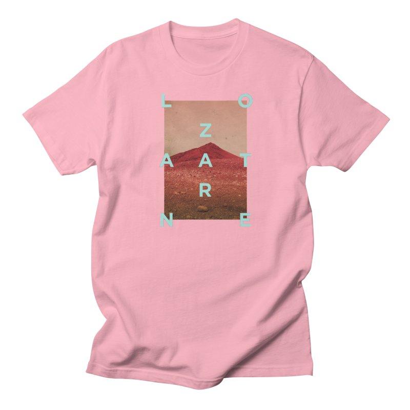Lanzarote Canarian Island Men's Regular T-Shirt by virbia's Artist Shop
