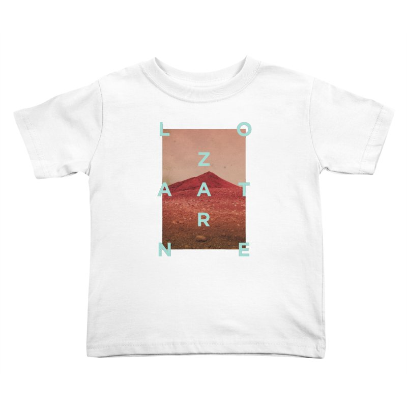 Lanzarote Canarian Island Kids Toddler T-Shirt by virbia's Artist Shop