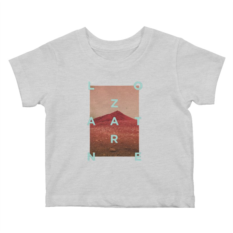 Lanzarote Canarian Island Kids Baby T-Shirt by virbia's Artist Shop