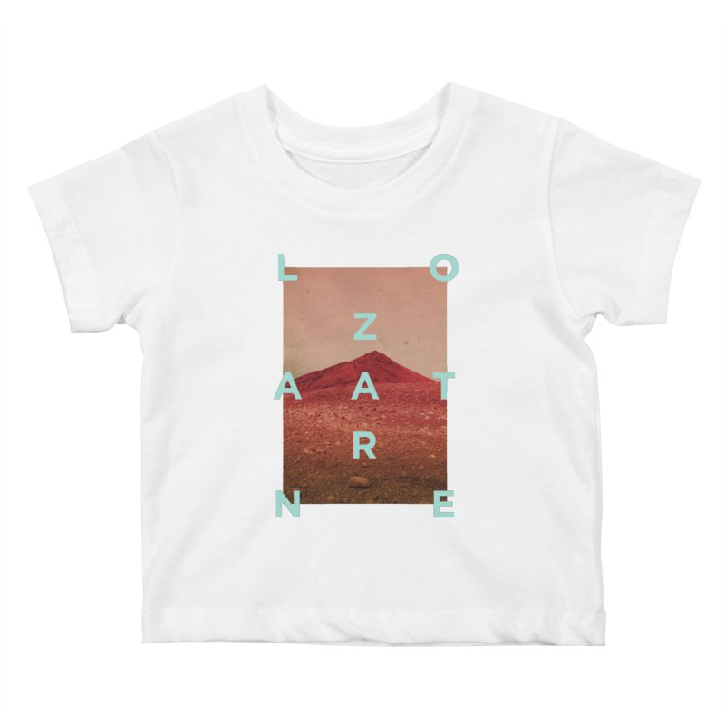 Lanzarote Canarian Island Kids Baby T-Shirt by virbia's Artist Shop