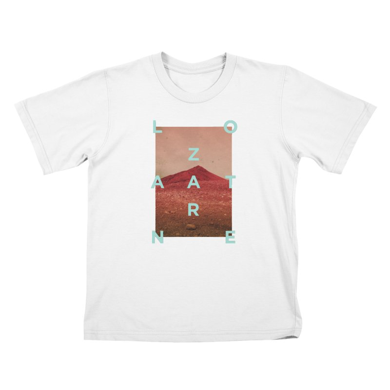 Lanzarote Canarian Island Kids T-Shirt by virbia's Artist Shop