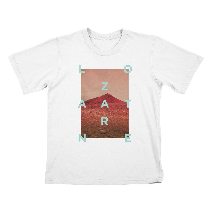 Lanzarote Canarian Island Kids T-Shirt by virbia's Artist Shop