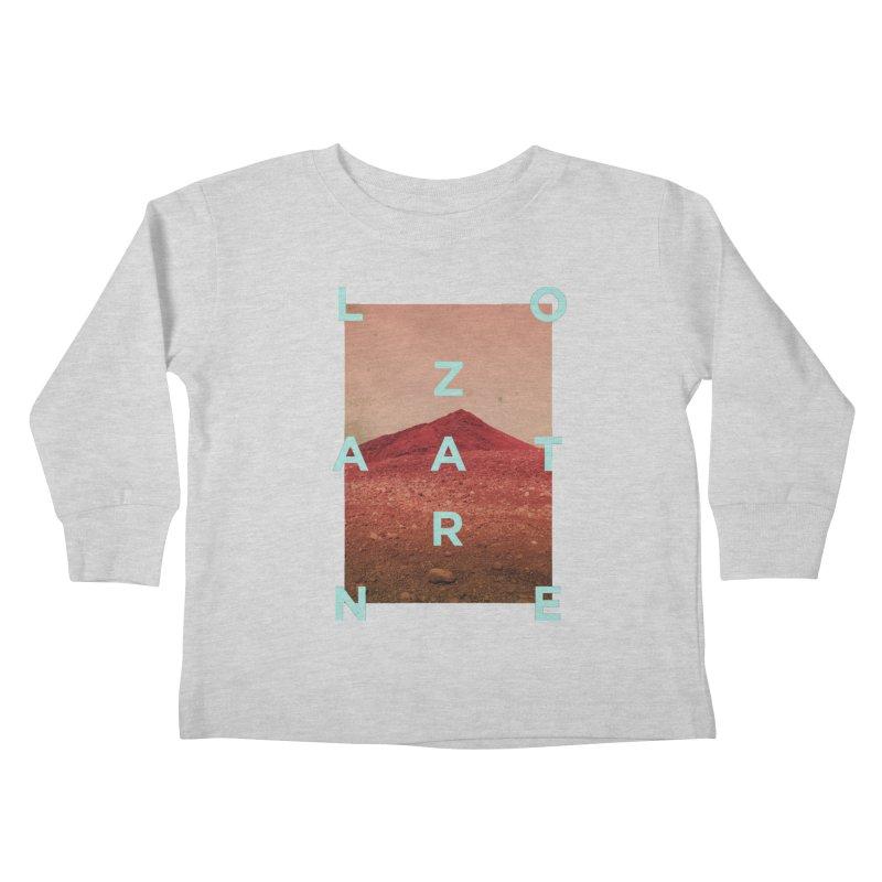 Lanzarote Canarian Island Kids Toddler Longsleeve T-Shirt by virbia's Artist Shop