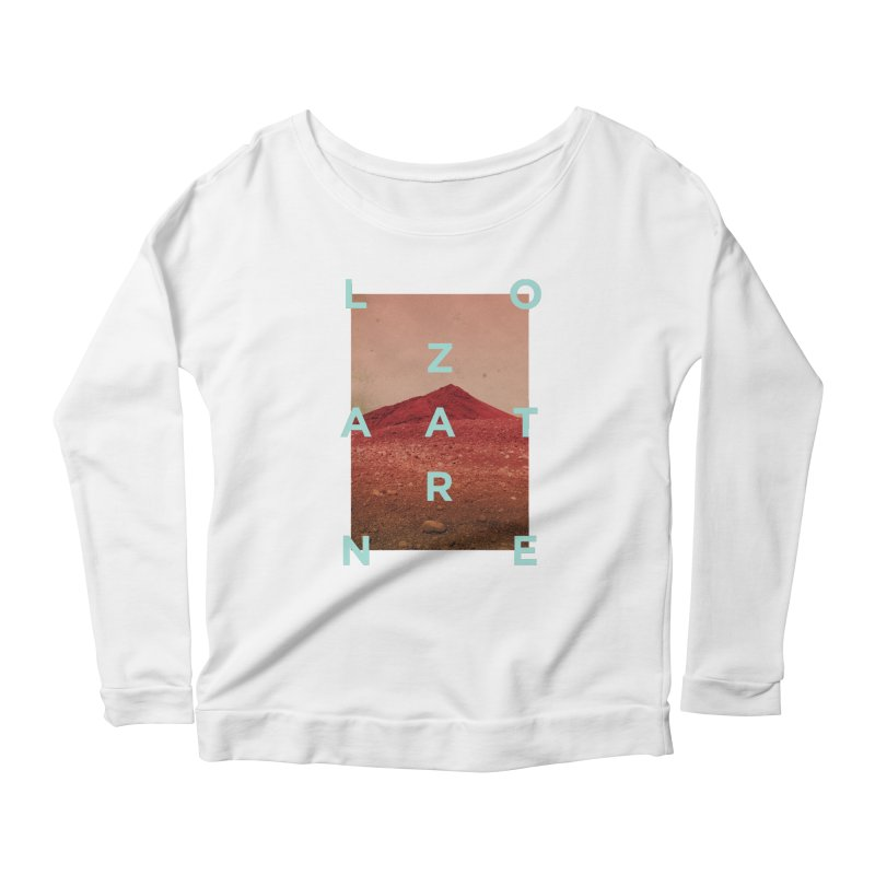 Lanzarote Canarian Island Women's Longsleeve T-Shirt by virbia's Artist Shop