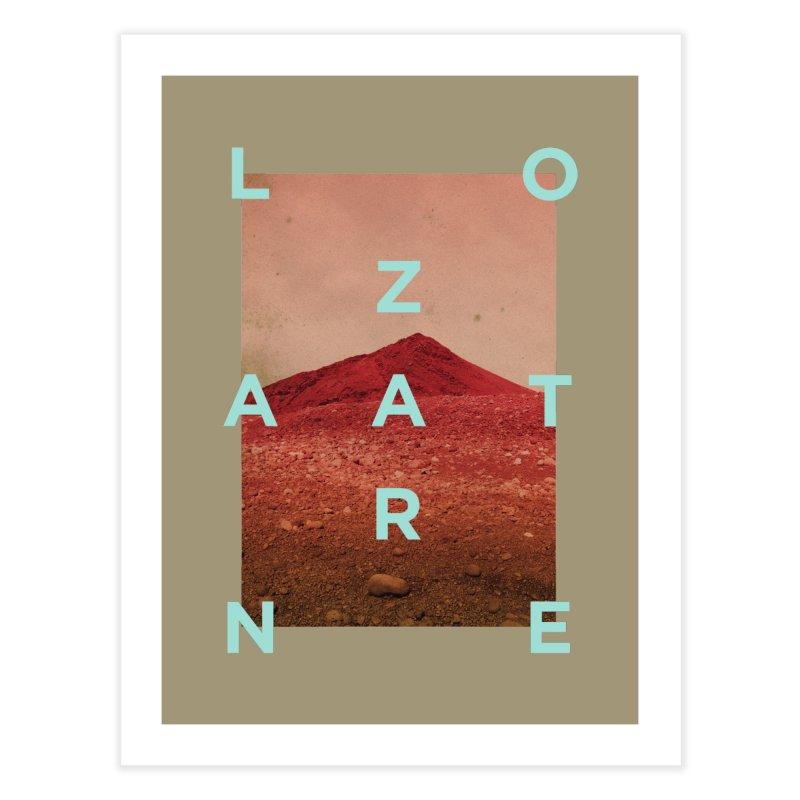 Lanzarote Canarian Island Home Fine Art Print by virbia's Artist Shop