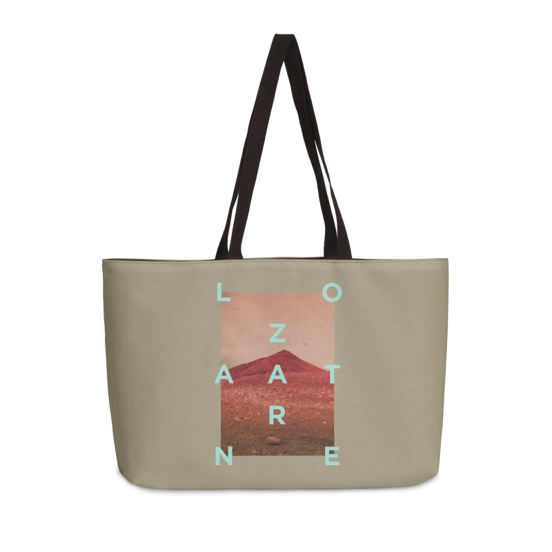 Lanzarote Canarian Island Accessories Weekender Bag Bag by virbia's Artist Shop