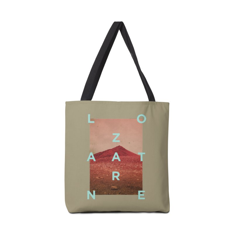 Lanzarote Canarian Island Accessories Bag by virbia's Artist Shop