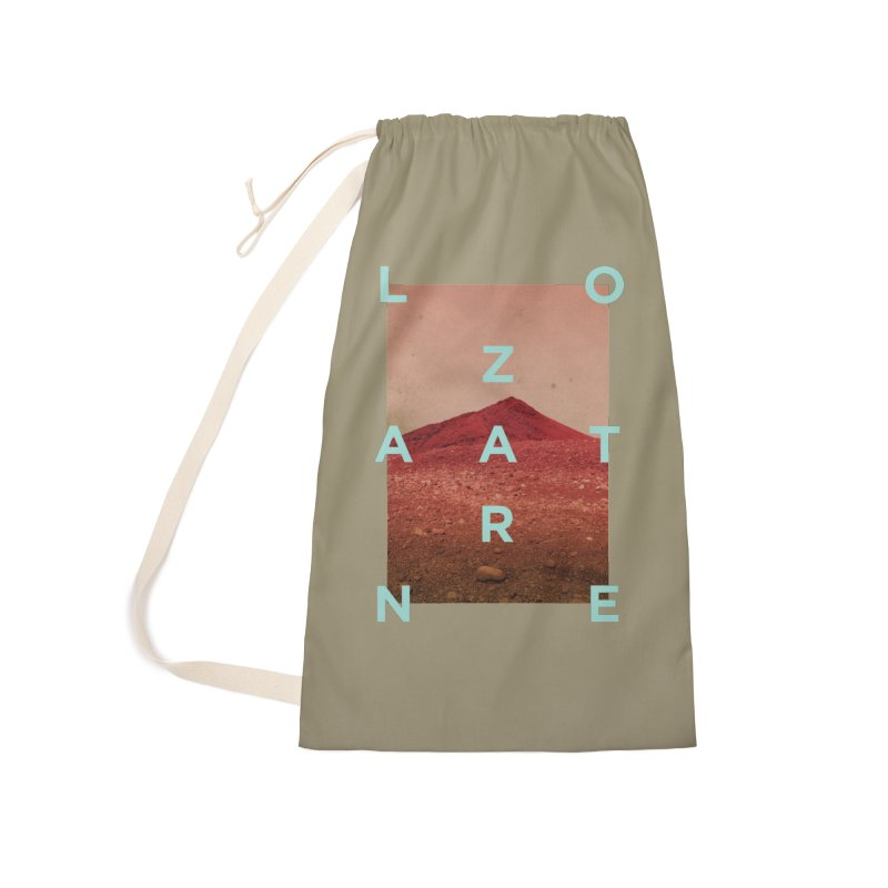 Lanzarote Canarian Island Accessories Laundry Bag Bag by virbia's Artist Shop