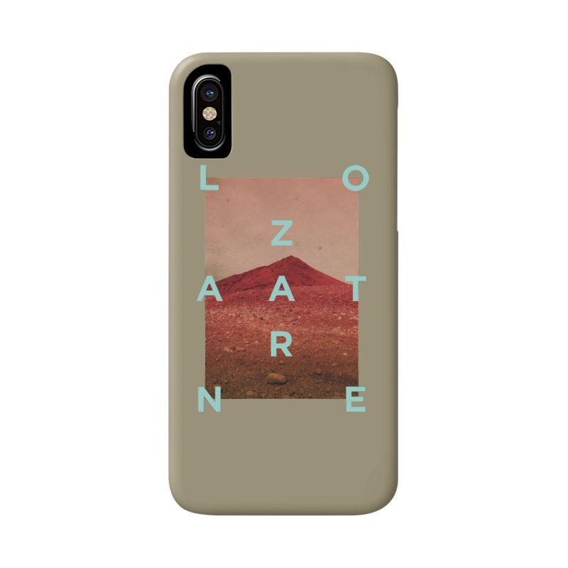 Lanzarote Canarian Island Accessories Phone Case by virbia's Artist Shop