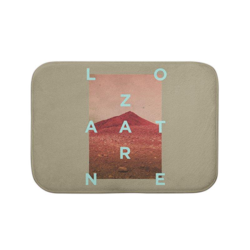 Lanzarote Canarian Island Home Bath Mat by virbia's Artist Shop