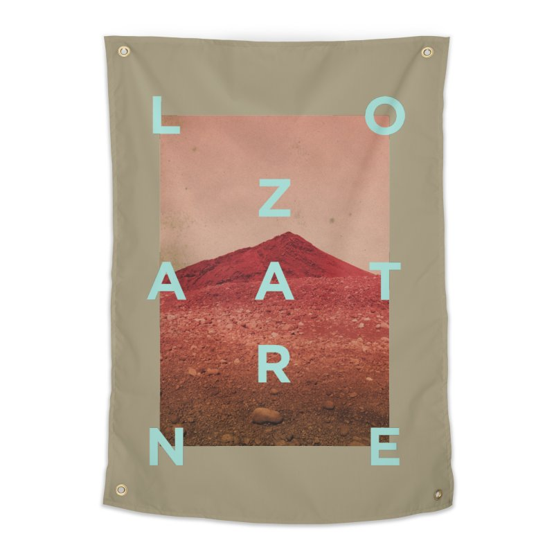 Lanzarote Canarian Island Home Tapestry by virbia's Artist Shop