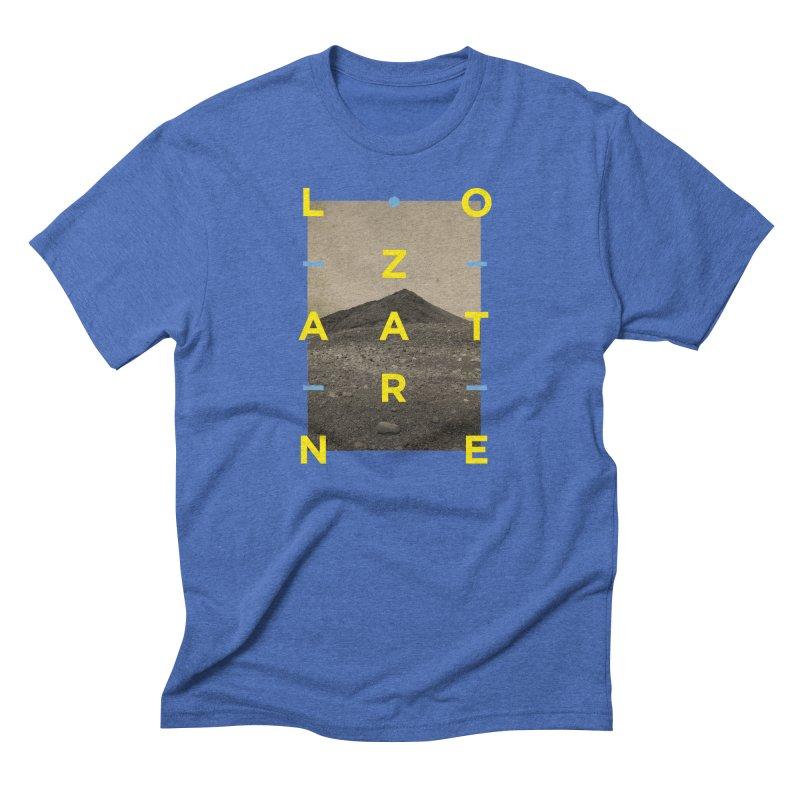 Lanzarote Canarian Island 2 Men's T-Shirt by virbia's Artist Shop