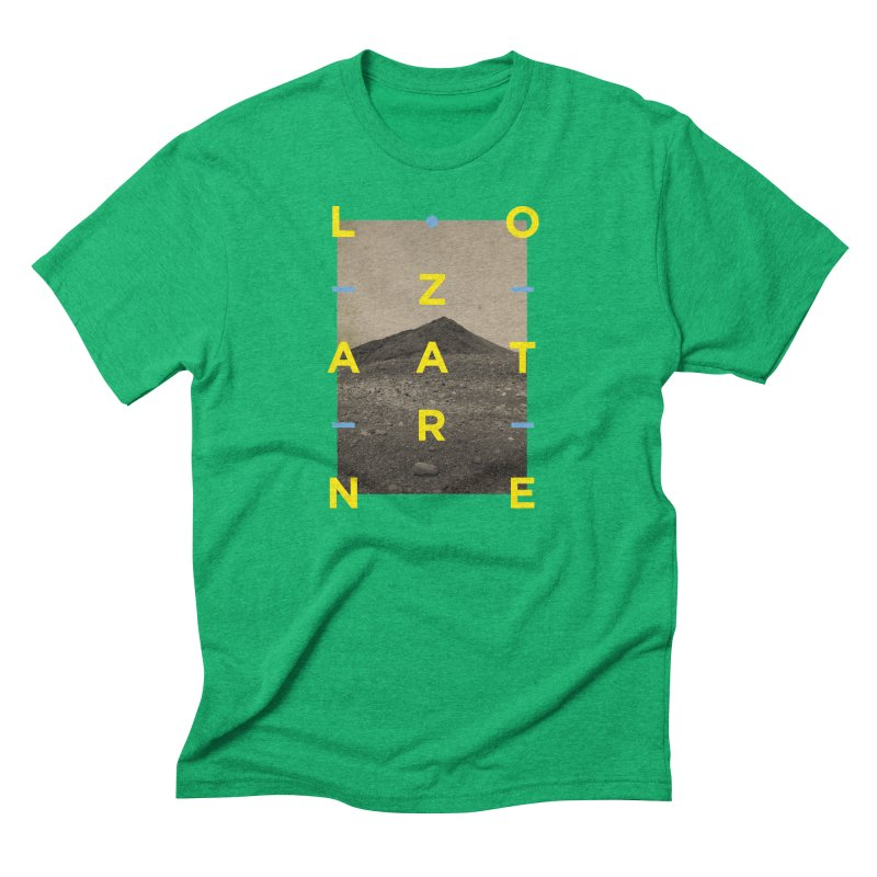 Lanzarote Canarian Island 2 Men's T-Shirt by virbia's Artist Shop