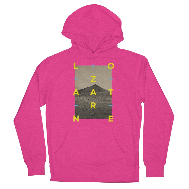 Lanzarote Canarian Island 2 Women's French Terry Pullover Hoody by virbia's Artist Shop
