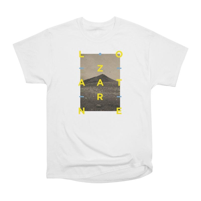 Lanzarote Canarian Island 2 Men's Heavyweight T-Shirt by virbia's Artist Shop