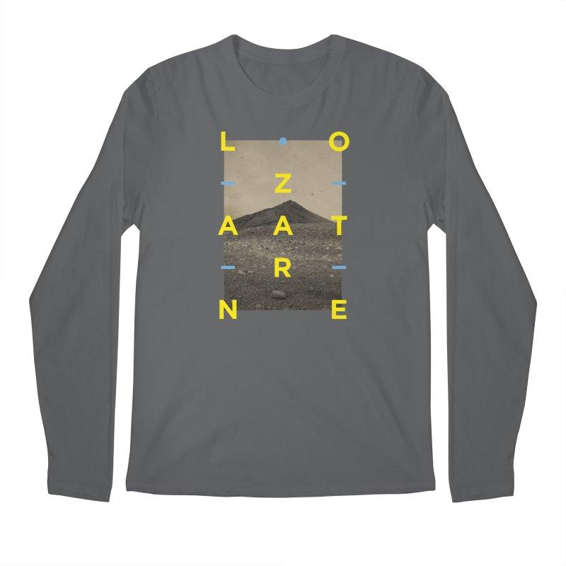 Lanzarote Canarian Island 2 Men's Regular Longsleeve T-Shirt by virbia's Artist Shop