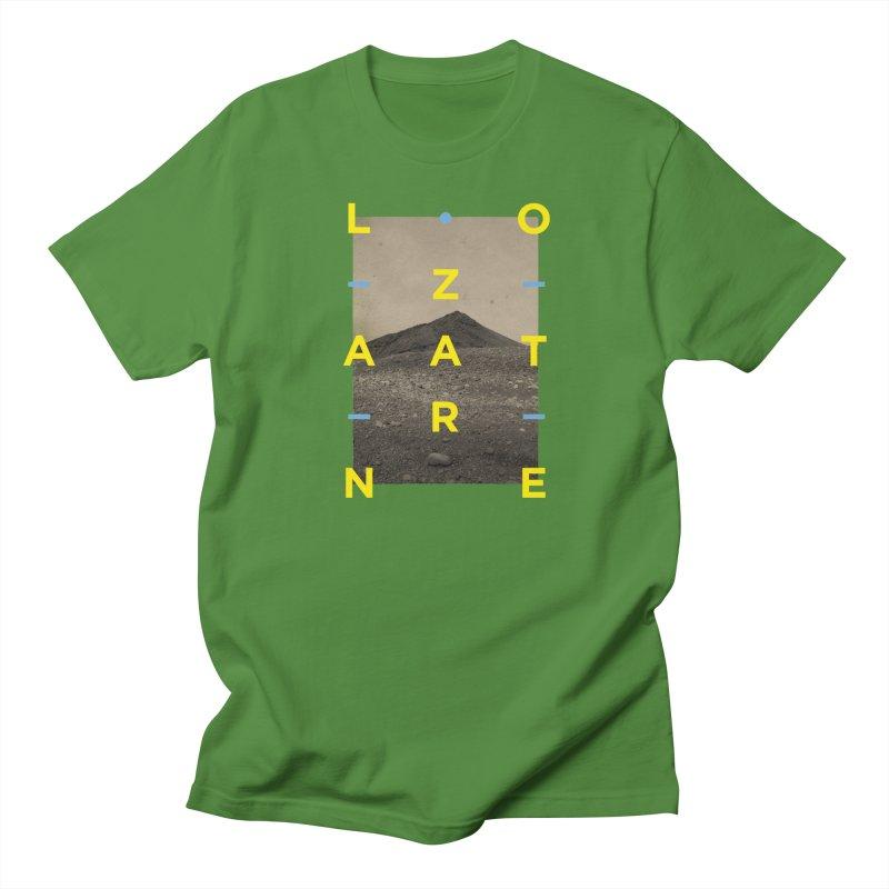 Lanzarote Canarian Island 2 Men's Regular T-Shirt by virbia's Artist Shop