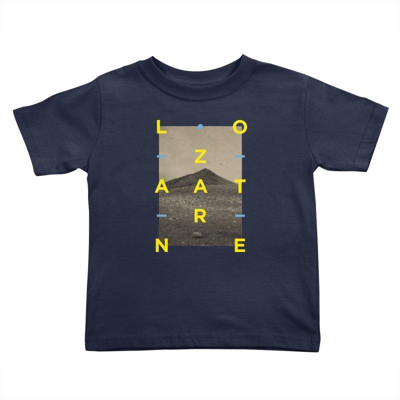 Lanzarote Canarian Island 2 Kids Toddler T-Shirt by virbia's Artist Shop