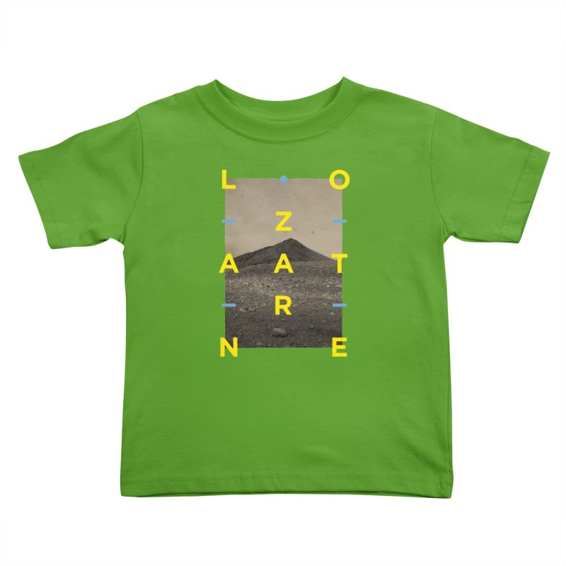 Lanzarote Canarian Island 2 Kids Toddler T-Shirt by virbia's Artist Shop