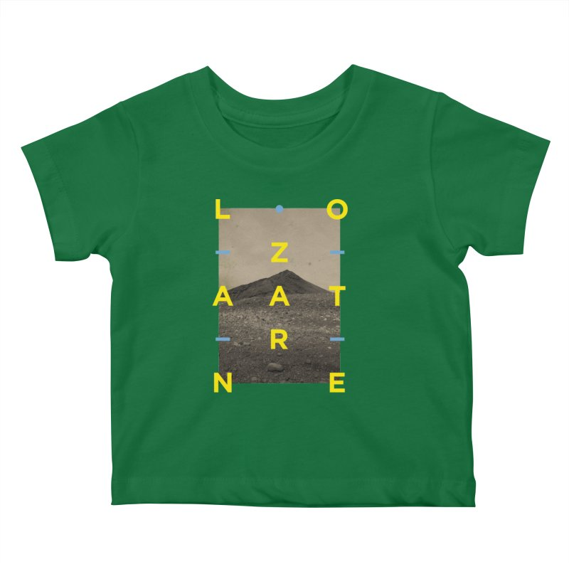 Lanzarote Canarian Island 2 Kids Baby T-Shirt by virbia's Artist Shop
