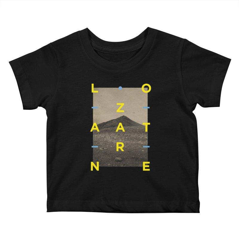 Lanzarote Canarian Island 2 Kids Baby T-Shirt by virbia's Artist Shop