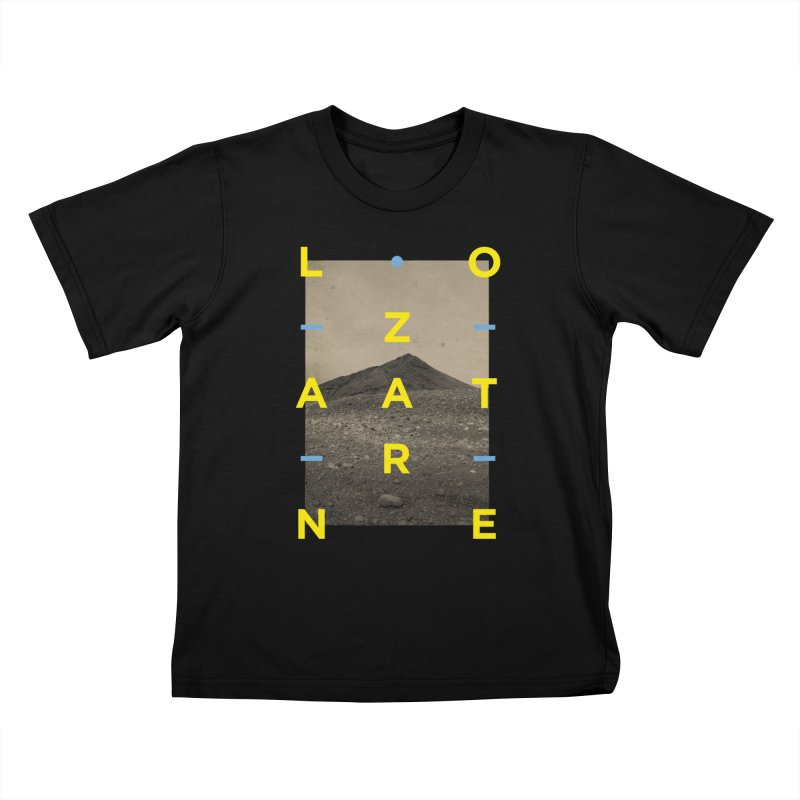 Lanzarote Canarian Island 2 Kids T-Shirt by virbia's Artist Shop