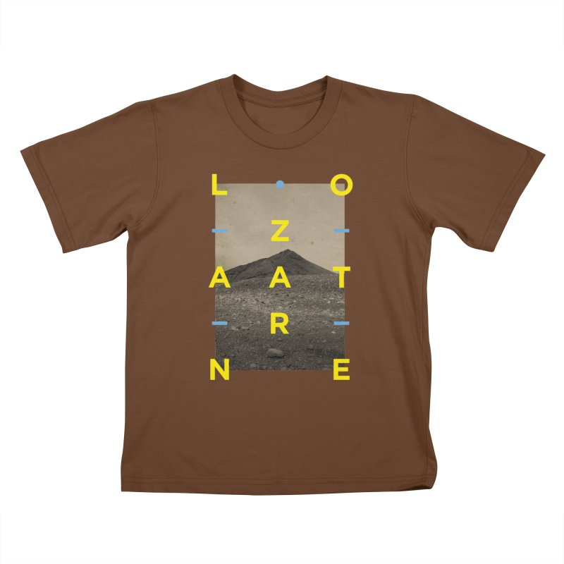 Lanzarote Canarian Island 2 Kids T-Shirt by virbia's Artist Shop