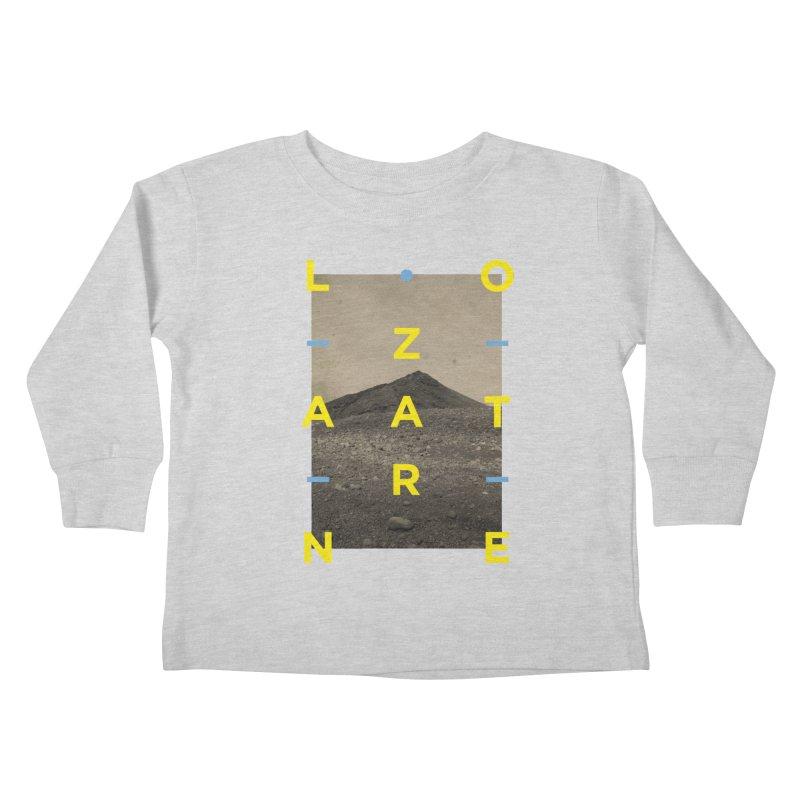 Lanzarote Canarian Island 2 Kids Toddler Longsleeve T-Shirt by virbia's Artist Shop
