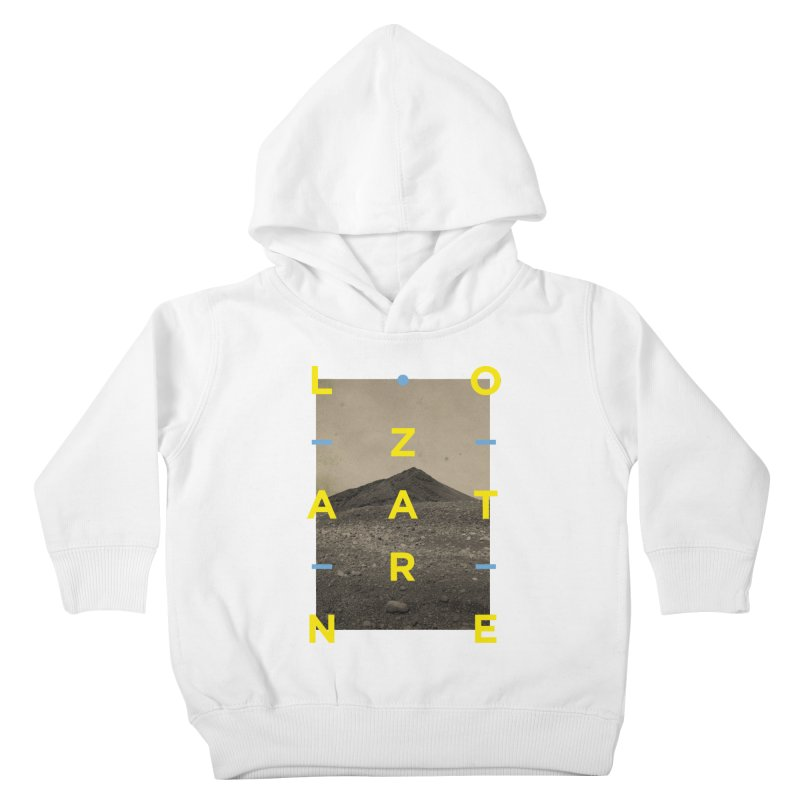 Lanzarote Canarian Island 2 Kids Toddler Pullover Hoody by virbia's Artist Shop