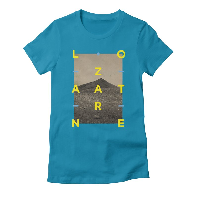Lanzarote Canarian Island 2 Women's T-Shirt by virbia's Artist Shop