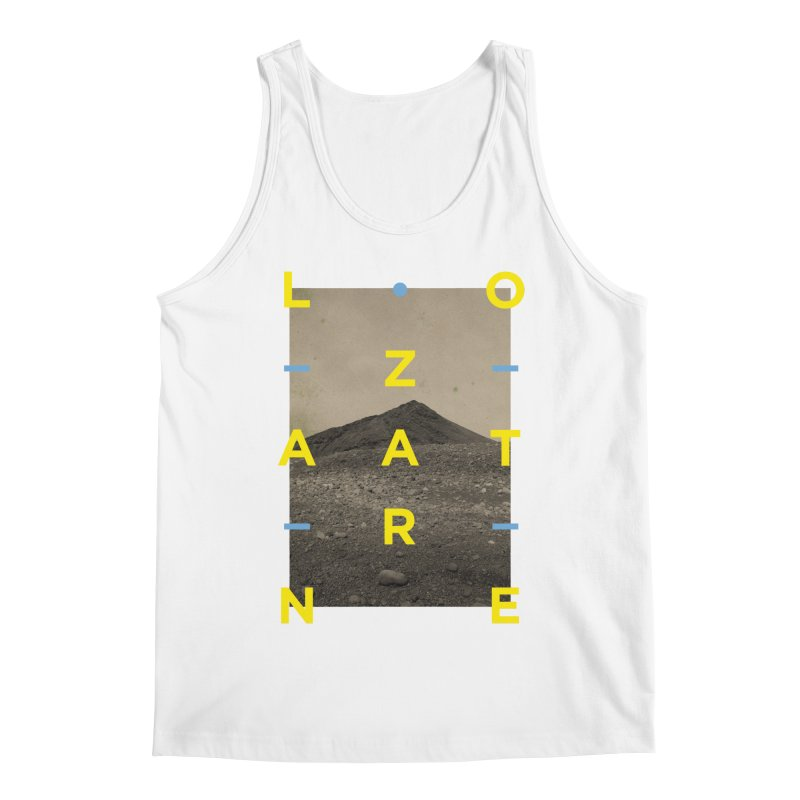 Lanzarote Canarian Island 2 Men's Regular Tank by virbia's Artist Shop