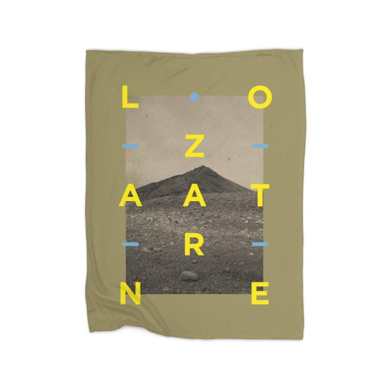Lanzarote Canarian Island 2 Home Blanket by virbia's Artist Shop