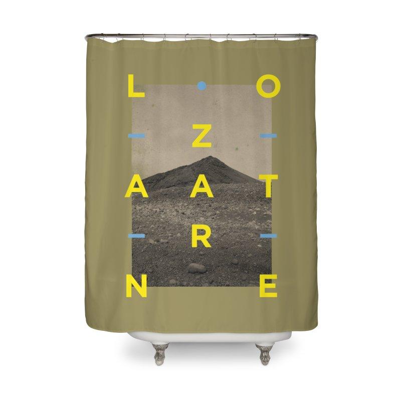 Lanzarote Canarian Island 2 Home Shower Curtain by virbia's Artist Shop