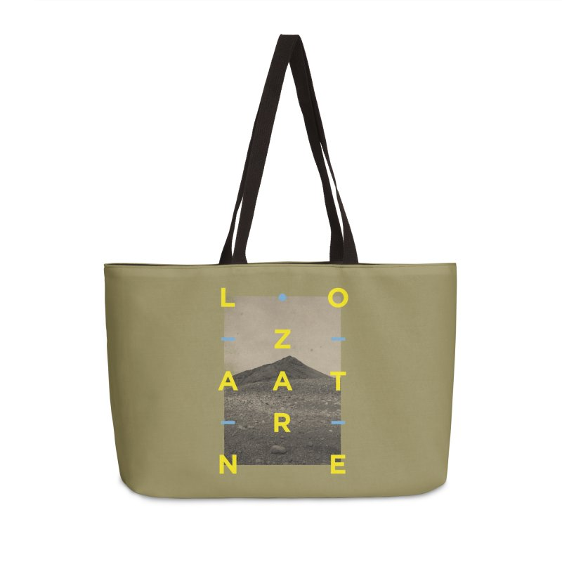 Lanzarote Canarian Island 2 Accessories Weekender Bag Bag by virbia's Artist Shop