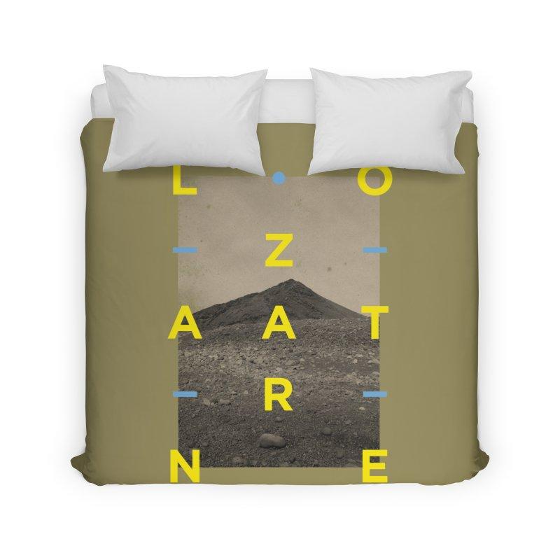Lanzarote Canarian Island 2 Home Duvet by virbia's Artist Shop