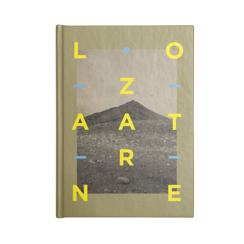 Lanzarote Canarian Island 2 Accessories Notebook by virbia's Artist Shop