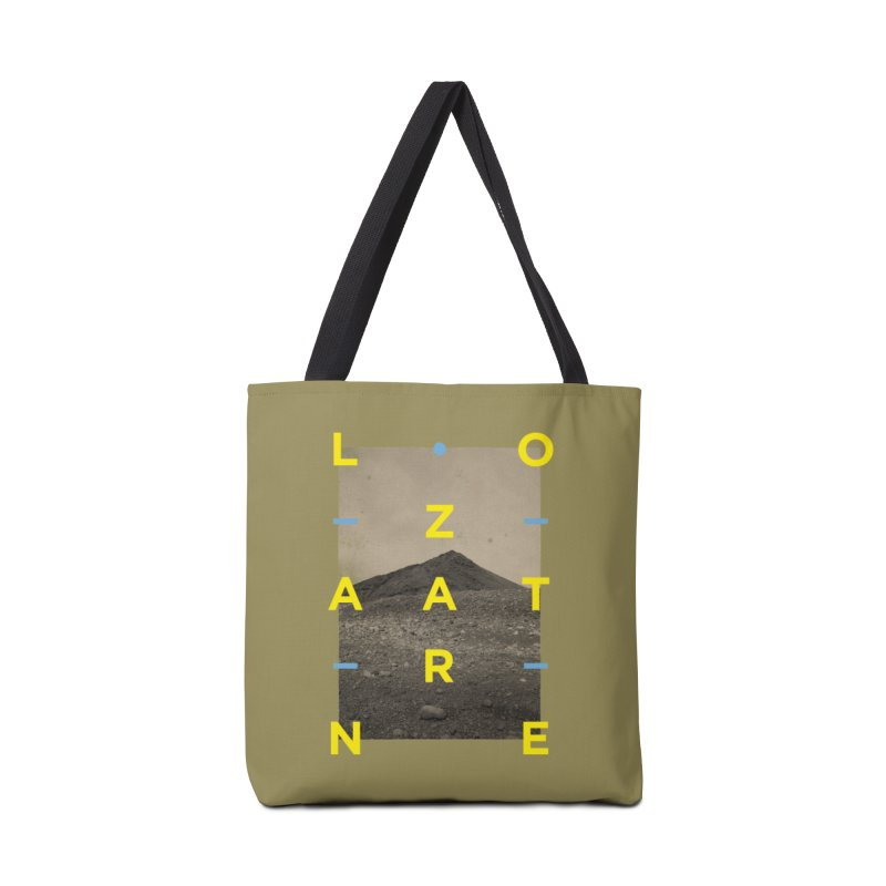 Lanzarote Canarian Island 2 Accessories Bag by virbia's Artist Shop