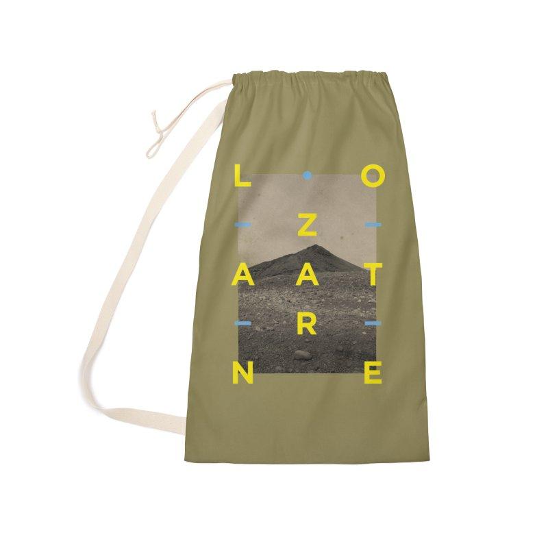 Lanzarote Canarian Island 2 Accessories Bag by virbia's Artist Shop