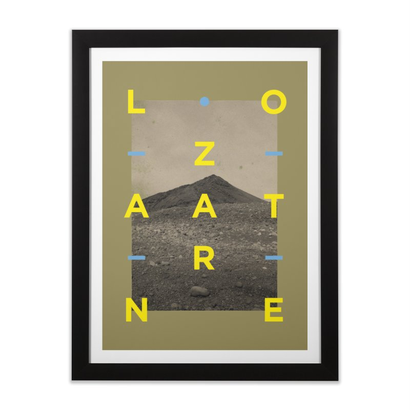 Lanzarote Canarian Island 2 Home Framed Fine Art Print by virbia's Artist Shop