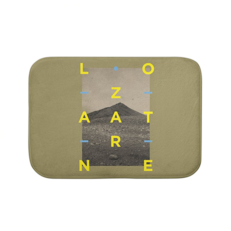 Lanzarote Canarian Island 2 Home Bath Mat by virbia's Artist Shop