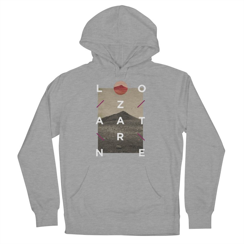 Lanzarote Canarian Island 3 Women's Pullover Hoody by virbia's Artist Shop