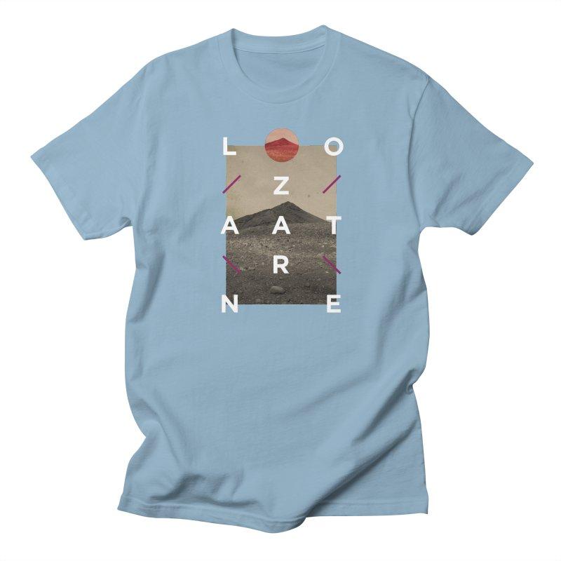 Lanzarote Canarian Island 3 Men's Regular T-Shirt by virbia's Artist Shop