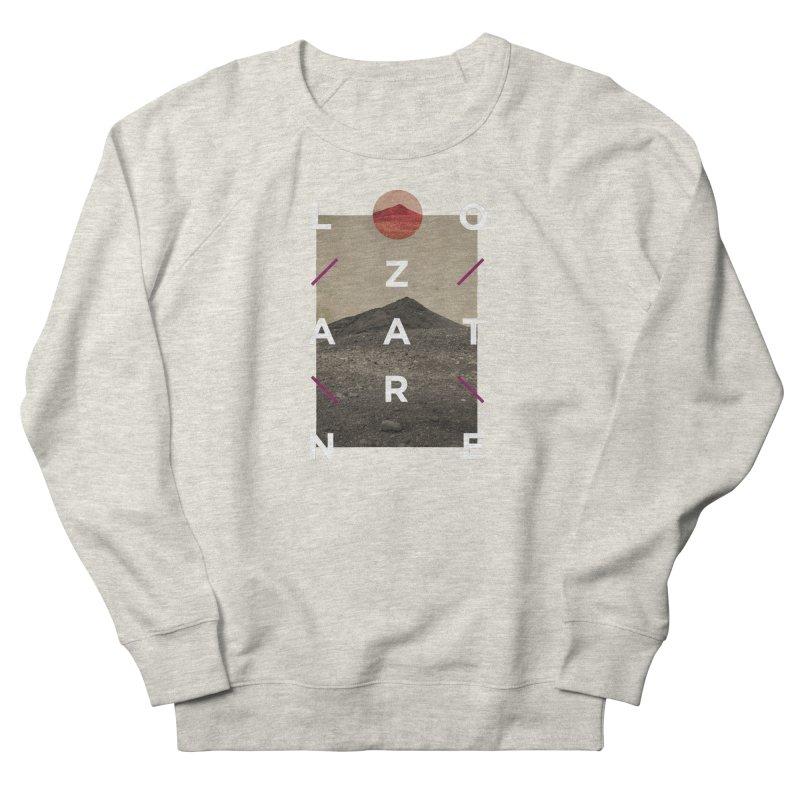 Lanzarote Canarian Island 3 Men's French Terry Sweatshirt by virbia's Artist Shop