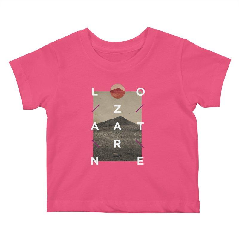Lanzarote Canarian Island 3 Kids Baby T-Shirt by virbia's Artist Shop