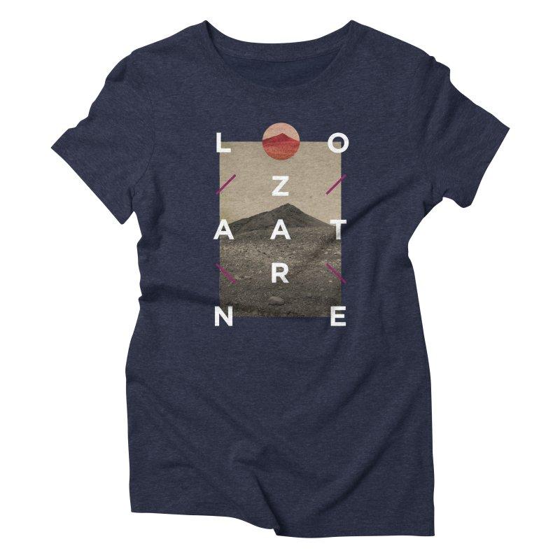 Lanzarote Canarian Island 3 Women's T-Shirt by virbia's Artist Shop