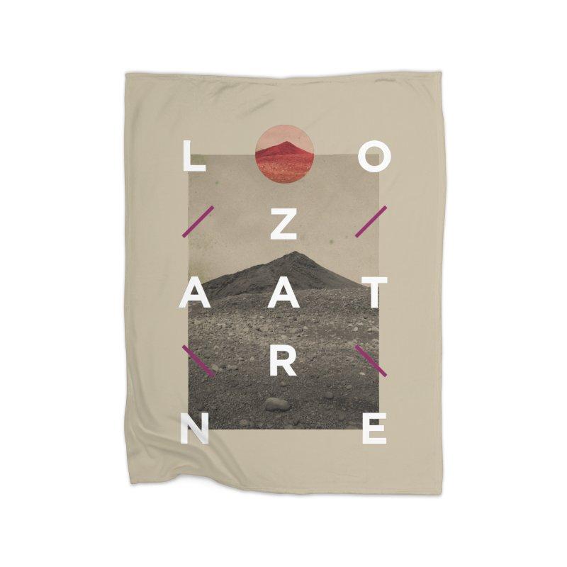 Lanzarote Canarian Island 3 Home Blanket by virbia's Artist Shop