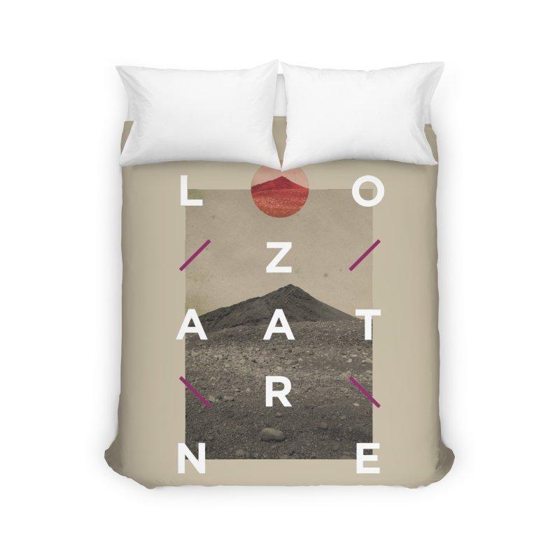 Lanzarote Canarian Island 3 Home Duvet by virbia's Artist Shop