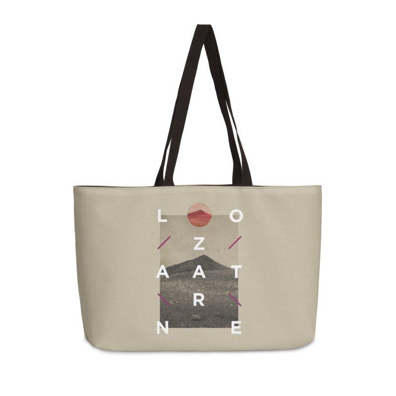 Lanzarote Canarian Island 3 Accessories Weekender Bag Bag by virbia's Artist Shop