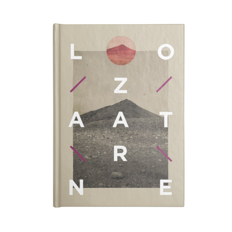 Lanzarote Canarian Island 3 Accessories Notebook by virbia's Artist Shop